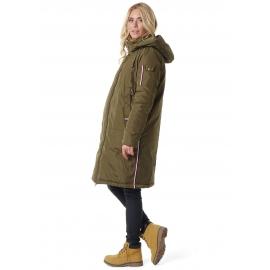 Zimná bunda ILM army