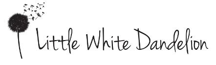 Ing. Michaela Holkovičová - Little White Dandelion